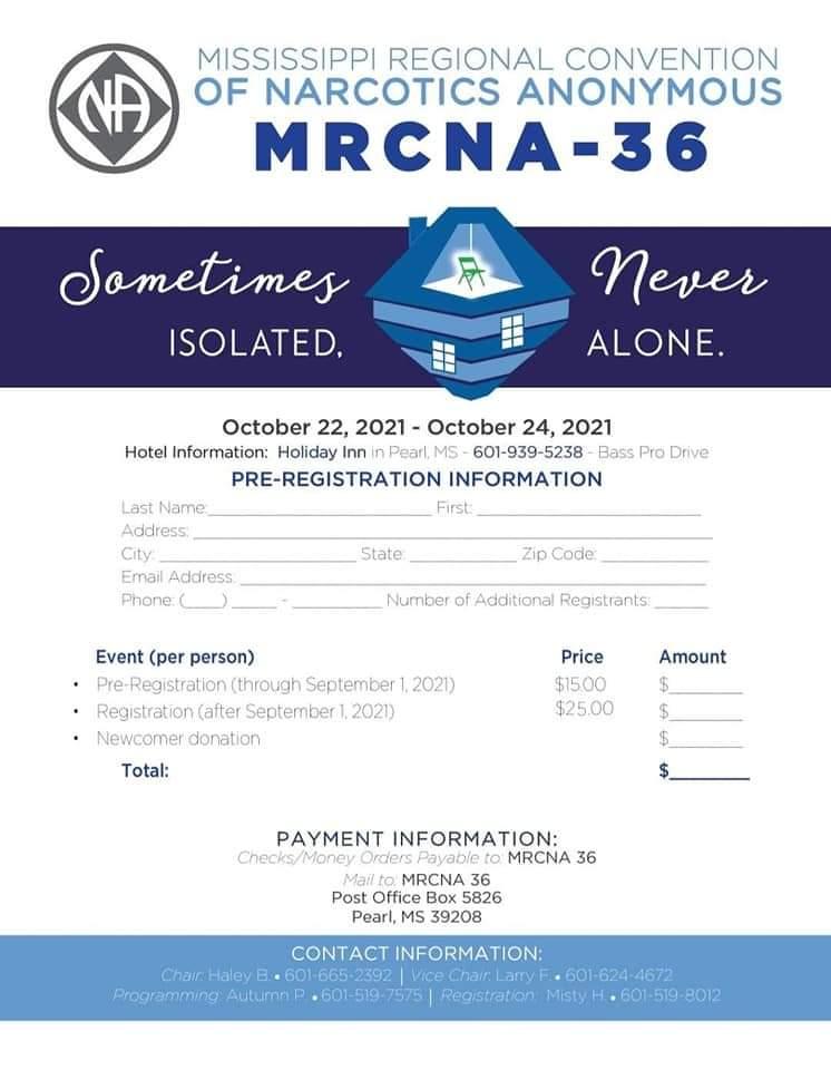 MRCNA 36